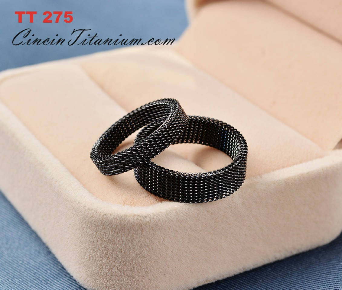 Cincin Titanium TT275