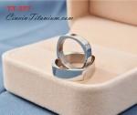 HARGA Cincin Titanium, JUAL Cincin Titanium