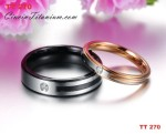 Model cincin titanium