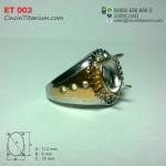 Titanium Emban ET 003