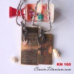 Kalung Titanium KN 160